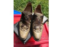 Men's cowboy shoes