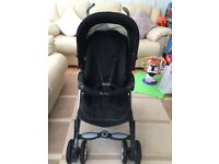 ** SILVER CROSS PUSHCHAIR ** REDUCED IN PRICE!!!!