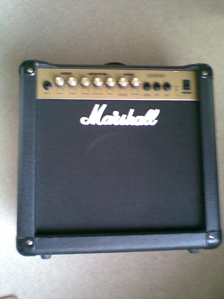 MARSHALL-PARK .G15R-CD GUITAR AMPLIFIER.