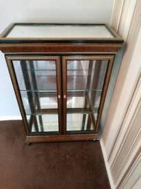 Lovely glass cabinet