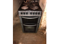 BUSH Very Nice 50cm Wide Electric Cooker (Fully Working & 4 Month Warranty)