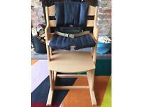 Baby Dan adjustable high chair