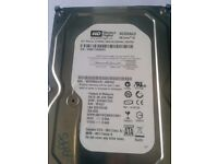320GB Sata PC hard drive