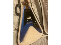 Original Gibson Flying V project guitar with Hardcase