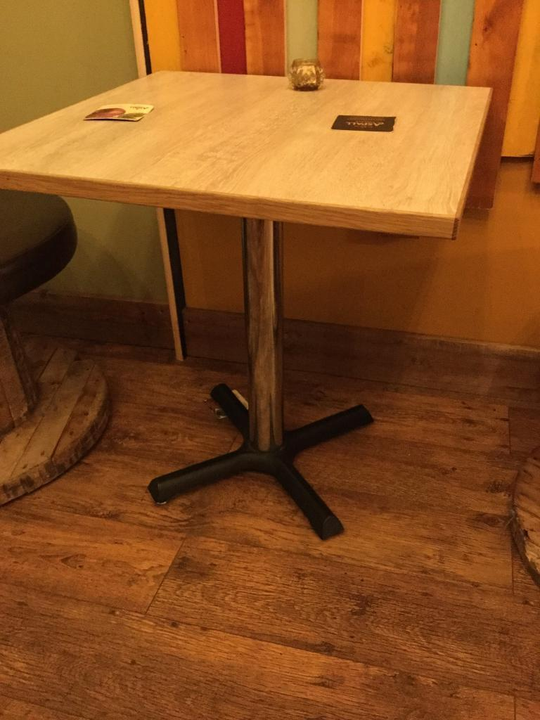 BarRestaurant Tables Tops And Bases In NewcastleunderLyme - Restaurant table tops and bases