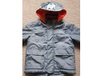Blue Zoo Boys Coat, £5. Aged 4-5 years (Height 110cm). Immaculate condition