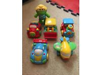 Selection of little tikes cars