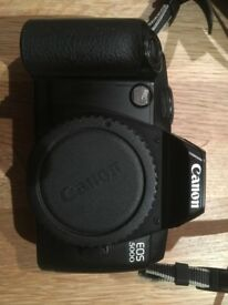 VGC Canon EOS 5000 Film Camera body