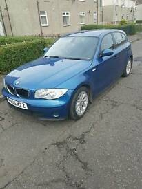Bmw 118d for swap