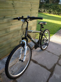 Gents Apollo Slant bike