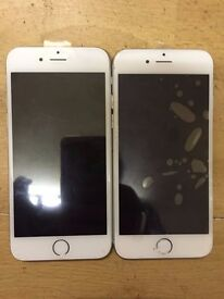 Iphone 6,16GB,O2/GiffGaff Networks,Good Condition,Finger Scanner Does Not Work