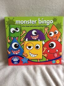 Orchard Toys Mondter Bingo