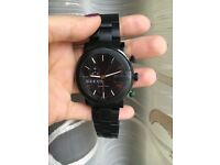 Gucci G Chrono Ion Plated Men's Watch