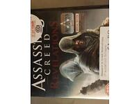 Assassins creed revelations special edition with soundtrack for PS3