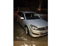Vauxhall Astra estate 1.9sri 150 bhp