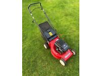 Mountfield self Propelled Petrol lawnmower serviced sharpened Briggs engine mower trade in welcome