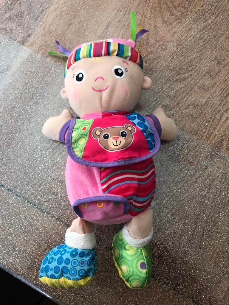 Lamaze my first doll Maisie