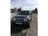 Jeep Cherokee LTD CRD 2.8D