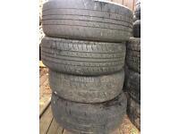 3 x 195 60 15 tyres