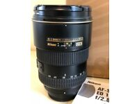 Nikon AF-S DX NIKKOR 17-55mm f/2.8G IF ED