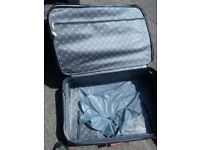 Large soft sided suitcase for sale