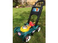 Little Tikes Toy Lawn Mower