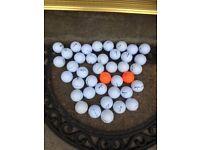 40 ad333 srixion golfballs