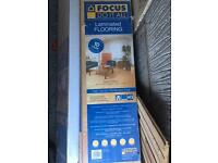 NEW LAMINATE FLOORING x 6 sealed boxes plus Dewalt underlay
