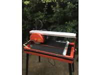 Clarke ETC400 Tile Cutter with Stand