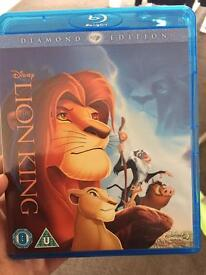 Lion king blue ray