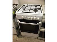White Indesit 50cm Gas Cooker Fully Working Order Just £50 Sittingbourne