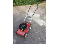 "Mountfield Emblem 15"" petrol lawnmower - spares or repair. New blade supplied"