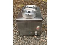 Catering Equipment - Electric 2 pot Bain Marie