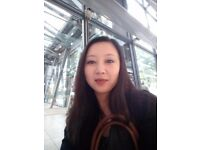 Mandarin Chinese tutor face to face or online