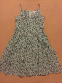 Girls summer dress 146 cm
