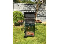 Gas BBQ barbecue barbeque - full working order