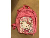 M&S Hello Kitty Girl's Backpack