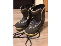 Snowboard boots RIDE size 11