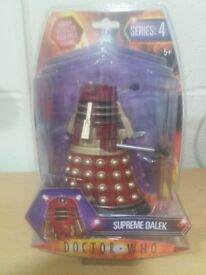 Supreme Dalek Figure (Boxed)