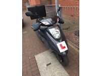 Very good condition Yamaha scooter 125cc