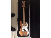 Fender Precision Bass Guitar1970s