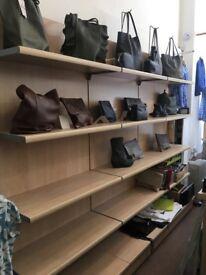 Retail Shelving Bays