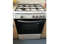 FREESTANDING GAS COOKER/OVEN 60cm
