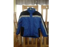 Boys skiing coat and trousers