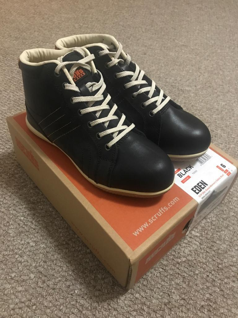 693a16d938f Women's Size 6 Scruffs Safety Boots (only worn once)   in Moseley, West  Midlands   Gumtree