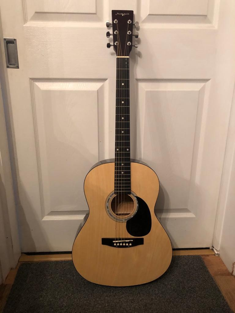 Martin Smith Acoustic Guitar W 100 In Kingsteignton Devon Gumtree