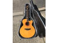 Yamaha Compass Electro Acoustic Guitar