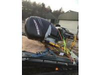 Power boat - trailers - transport