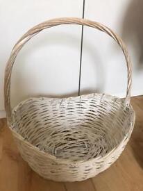 Large hamper basket Christmas