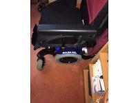 Salsa M2 mini - Eletric wheelchair